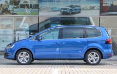 2019款大众夏朗上市 两种车型可选 售27.48-29.68万元