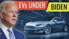 十年后,美国电动车销售占比或高达一半
